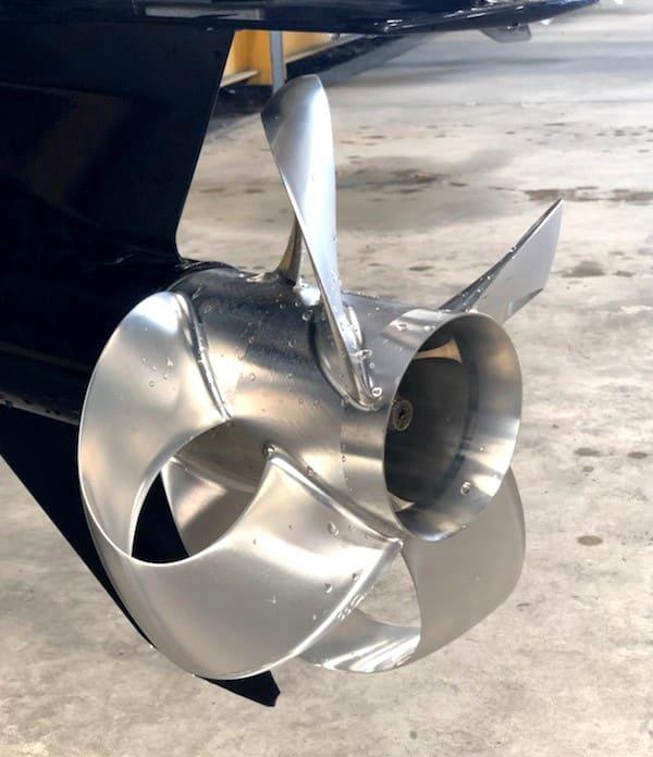 L'Hélice Sharrow Propeller
