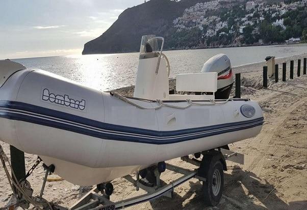 Bombard Explorer 485 FB
