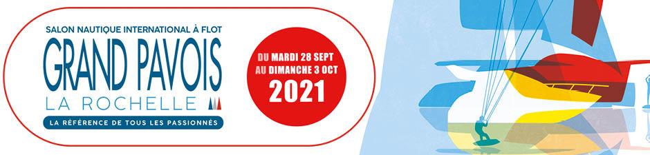 Cap sur le Salon Nautique du Grand Pavois 2021.