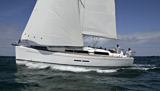 Location voilier Dufour 375 GL Var